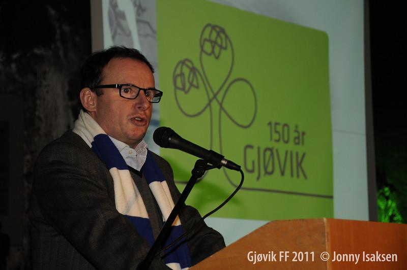 Jørg Terje Sagenes<br /> Gjøvik 11/03/2011<br /> ---<br /> Foto: Jonny Isaksen