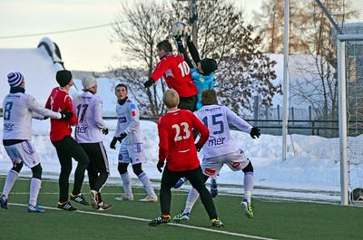 Gjøvik FF - Skedsmo  (treningskamp)   02/02/2013 --- Foto: Jonny Isaksen