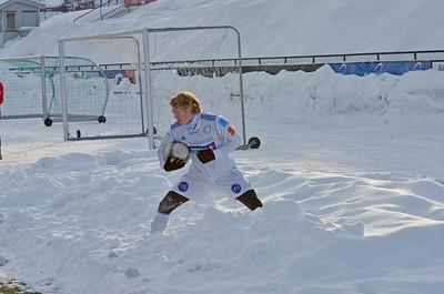 Gjøvik FF - Valdres  (treningskamp)   09/02/2013 --- Foto: Jonny Isaksen