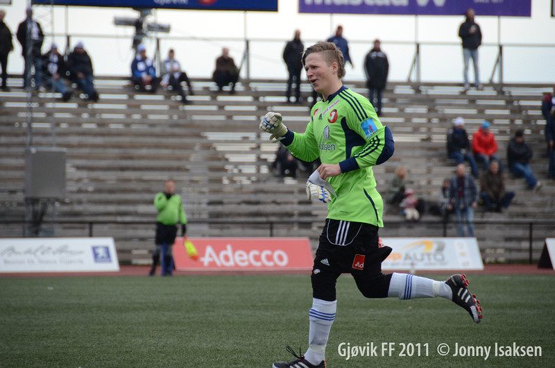 Gjøvik FF - Kolbu KK  22/10/2011     --- Foto: Jonny Isaksen