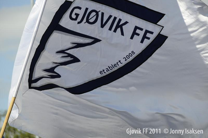 Flisa - Gjøvik FF  02/06/2011     --- Foto: Jonny Isaksen