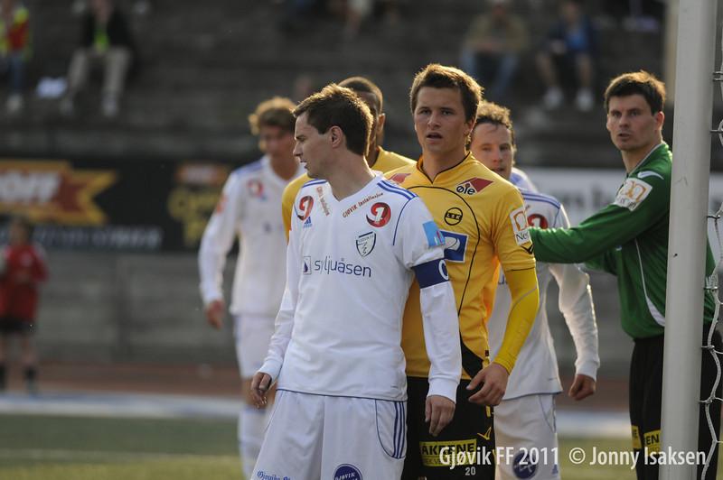 Gjøvik FF - Lillestrøm SK  11/05/2011     --- Foto: Jonny Isaksen