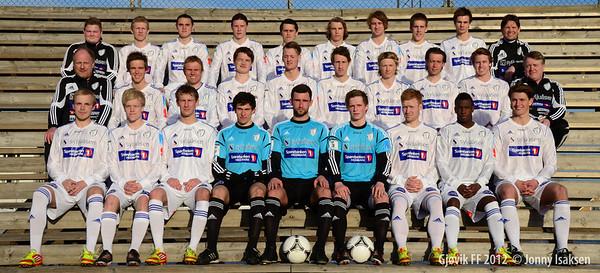 GJØVIK FF 2012   --- Foto: Jonny Isaksen