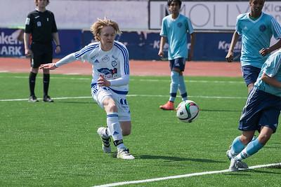 FK Gjøvik-Lyn G14   -   Høybråten/Stovner     08/05/2016   --- Foto: Jonny Isaksen