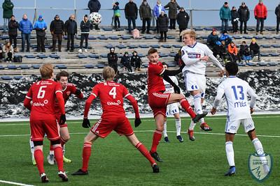 FK Gjøvik-Lyn  -  FK Toten  (treningskamp)    25/01/2020    --- Foto: Jonny Isaksen