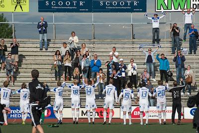 FK Gjøvik-Lyn  -  Lillestrøm SK 2    --- Foto: Jonny Isaksen