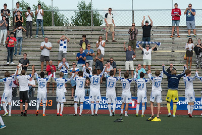 FK Gjøvik-Lyn  -  Fram Larvik   16/08/2015   --- Foto: Jonny Isaksen