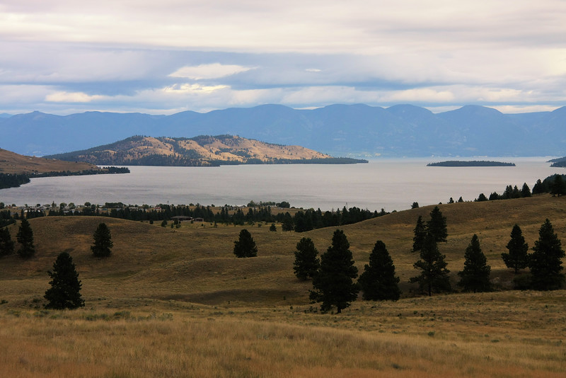 Flathead lake, Flathead Indian Reservation