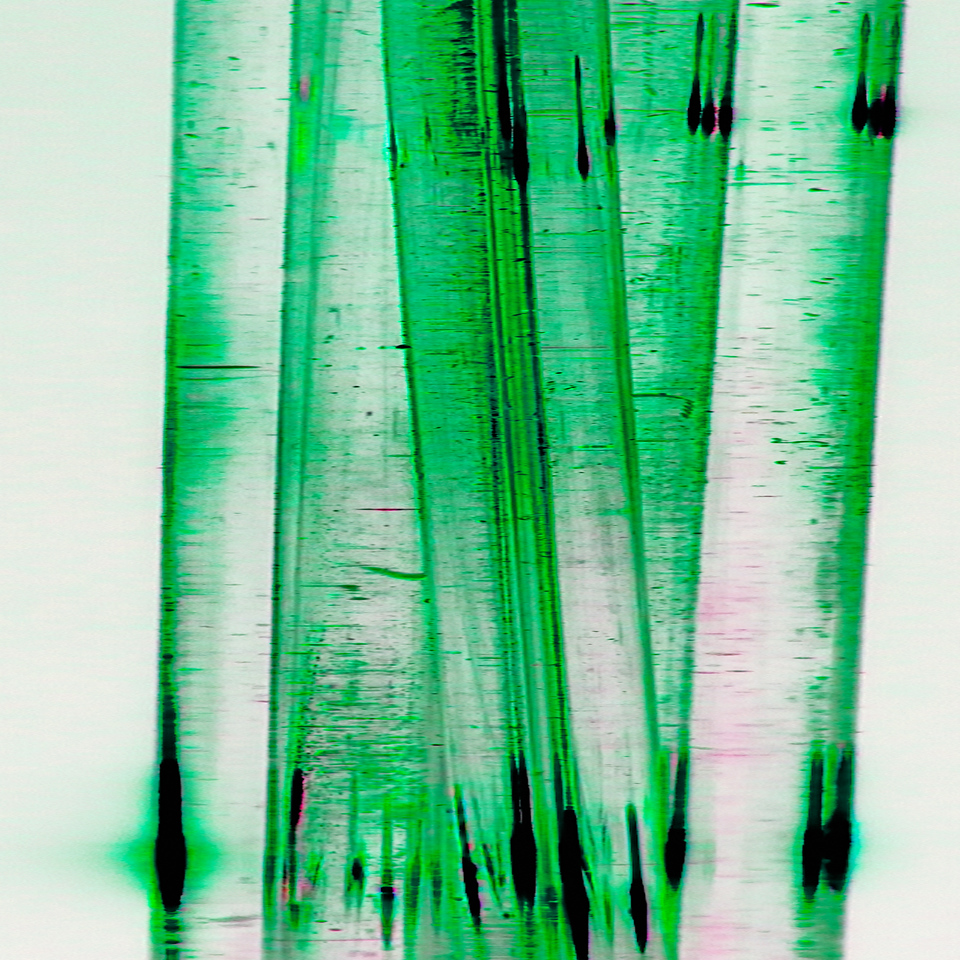 Coloured Glass 1~10431-1ins.