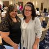 Leslie Ramos and Tammie Dubois of Lowell
