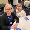 Barbara Vines of Hudson and Diane Regan of Dracut
