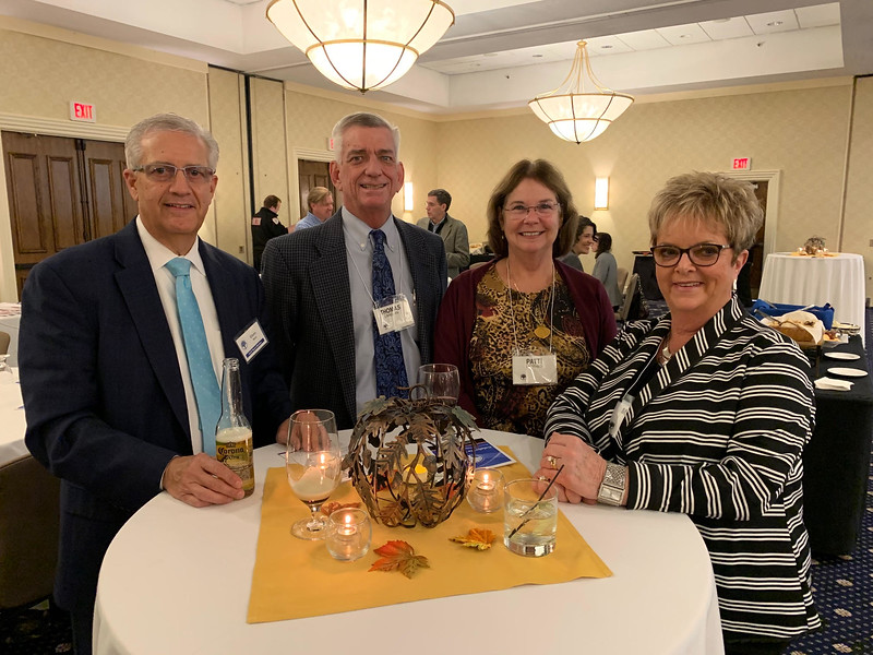 From left, Glenn Melloof Dracut, Thomas and Patti Linnehan of Lowell, and Margie Mello of Dracut