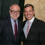 Aetna Chairman and CEO Mark Bertolini and Humana President and CEO Bruce Broussard.
