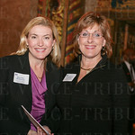Mary Ellen Wiederwohl and Julie Denton.