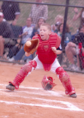 Coach's Pitch Tournament Games Greenville Little League