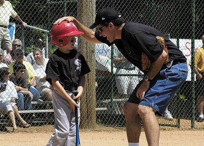 Greenville Little League Coach's Pitch Championship Game