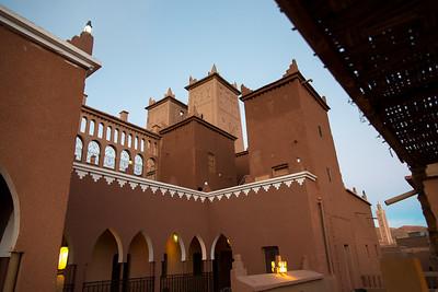 Kasbah Ellouze - Ouarzazate (stay)