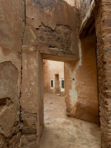 The Crumbling Kasbah of Telouet