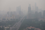 Is this pollution, smog or just fog????