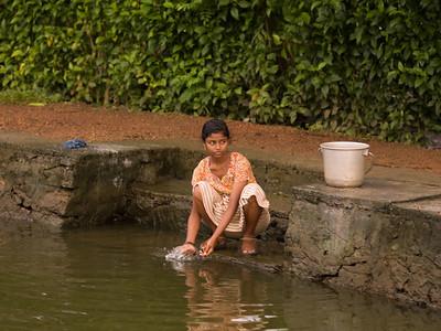Kerala Backwater, India