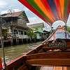 Waterway Tour - The Chao Phraya River and canals