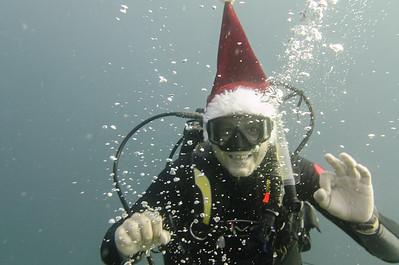 my guide master - Santa Dec 25, 2012