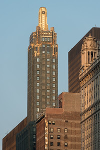 Carbide & Carbon Building - now the Hard Rock Hotel