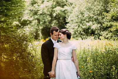 GLORIA // CHRIS WEDDING