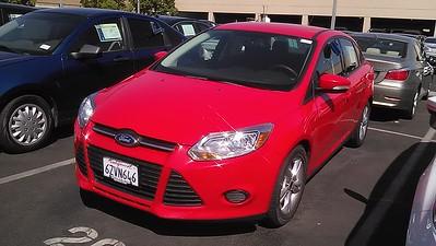 GLORIA'S FIRST CAR @ CARMAX • 06.07.15