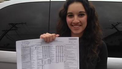 GLORIA @ GLENDALE DMV • 06.04.15