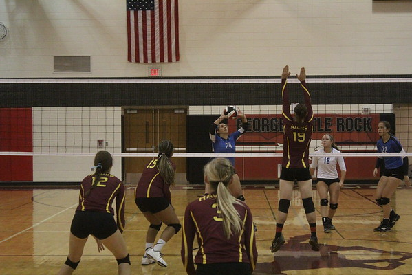 GLR volleyball tournament