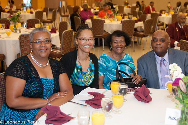 George L. Russell Brunch 2013