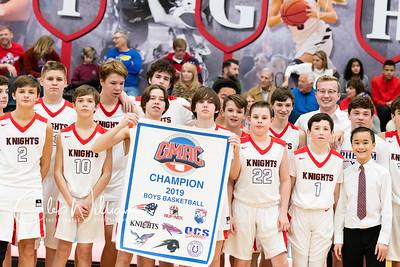 GMAC Boys Basketball Championship Game