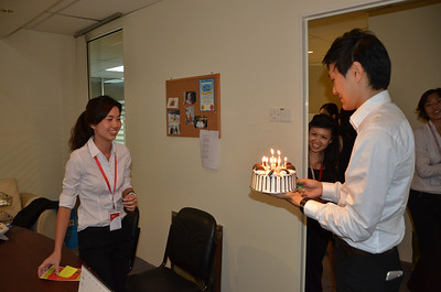 Birthday 20130117 Hui Lin