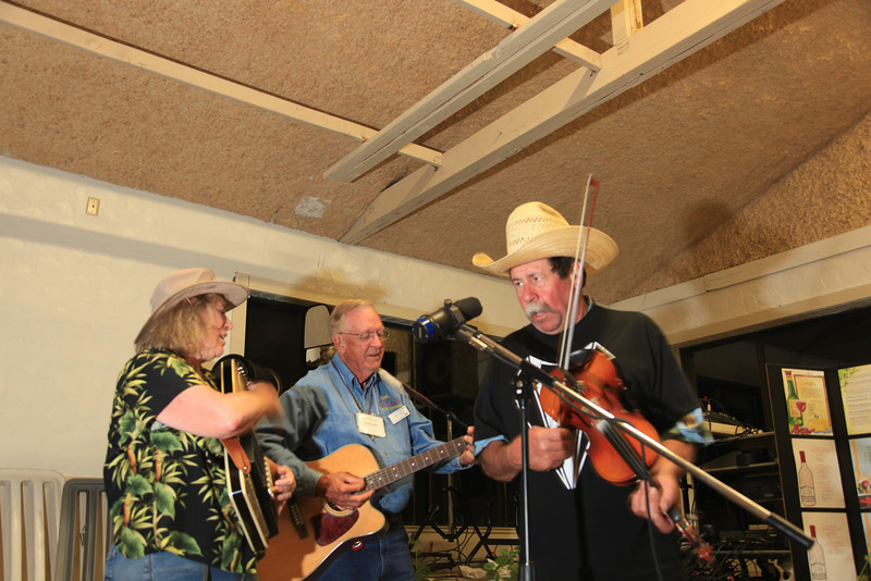 Band = Suzanne, Fred, & Tom 2 - CDF12