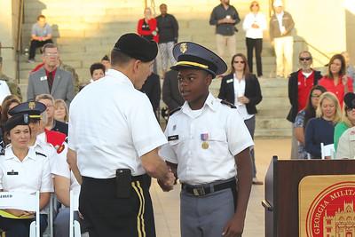 GMC Patriot Day Ceremony