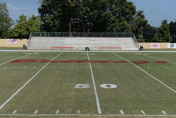 GMC football field