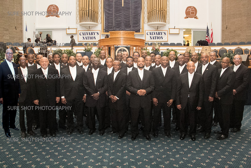 GMCHC Deacons 2016 - with Harvey