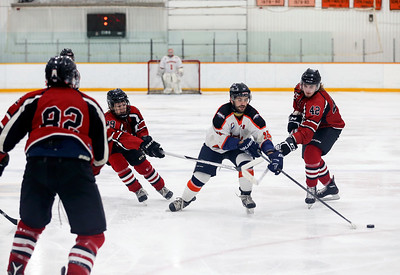 Cody Storm Cooper Photography photo  Parry Sound Islanders face off against the Coldwater Falcons and walk away with a 7-3 victory at the Humphrey Community Centre on Sunday evening.