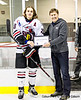 #28 Lars Schiller receives GMHL Top Defenseman of the Month award
