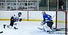 #90 Kristian Luptak shoots to score