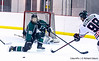 #89 Spartan defensive block