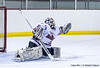 #31 Marco Simair - goalie Where is the puck