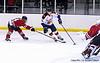 #14 Michal Zak attempts to intercept