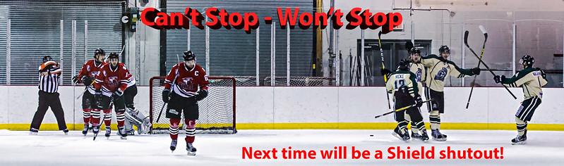 No More Goals against shutout
