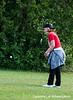 Player 2 better player than golfer