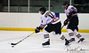 #14 David Kovar - 2 man rush #92 Brandon Stokes 2
