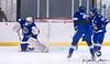 #29 Raffaele Izzo - Titans goaltender shutout