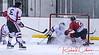 21 Daniel Vandal-Courte attacks Ville Marie goal