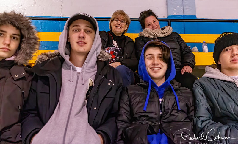 #91 Jay Rochefort and brother & buddies Billet Mom Wendy Davidson and Actual Mom Annie Lacombe Terrebonne, Quebec